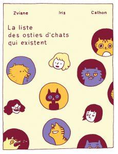 2014-12-01 La liste des osties d'chats qui existent